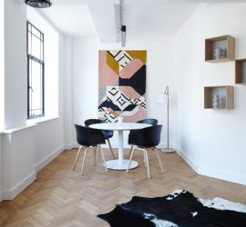 how to set up a focal point in your interior design