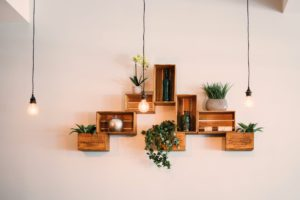different types of wall decor