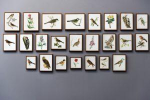 wall art gallery ideas