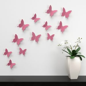 wall art that adds a pop of color