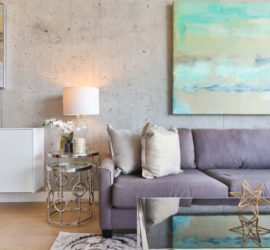 how to style wall art